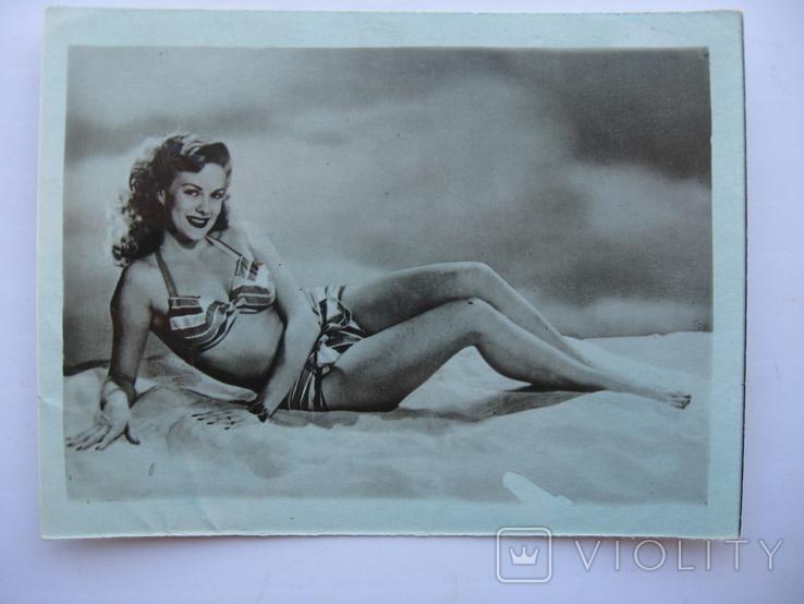 Фото Девушка в купальнике, фото №2