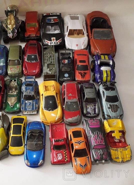 Машинки разные Китай,Малазия 41 шт., фото №3