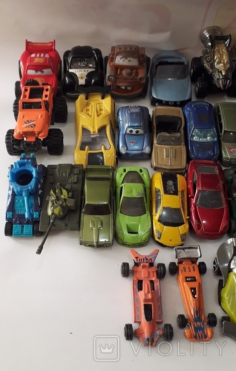 Машинки разные Китай,Малазия 41 шт., фото №4