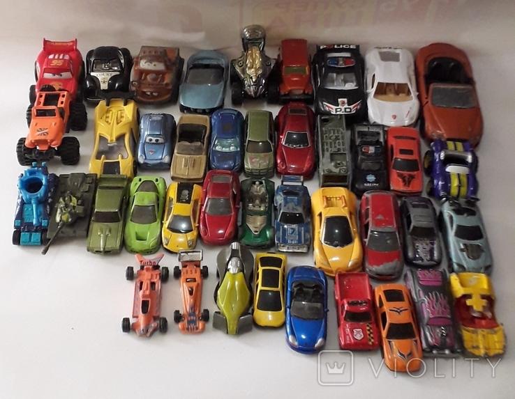 Машинки разные Китай,Малазия 41 шт., фото №2