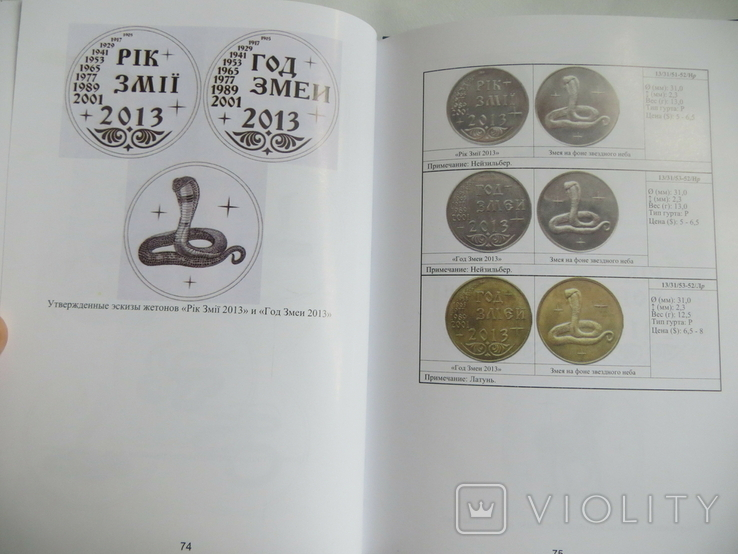 Каталог жетонов серии «Восточный календарь» ЛПЗ-ЛСЗ, фото №10