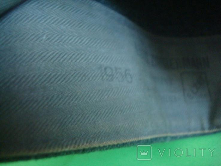 Пилотка фуражка Швейцария фетр 1956г, фото №9