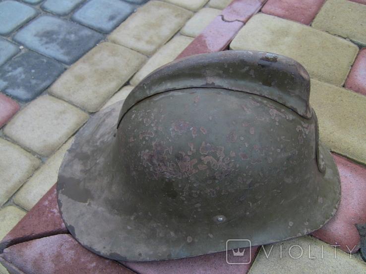 Каска пожарника, фото №10