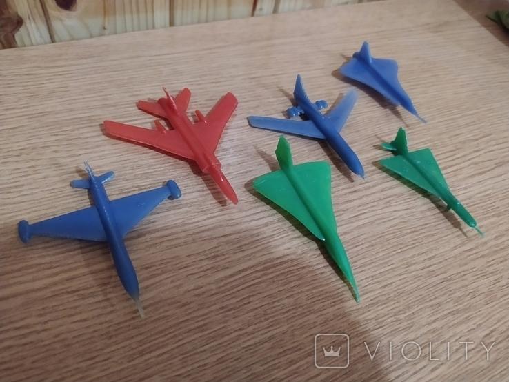 Самолеты СССР 6 штук., фото №3
