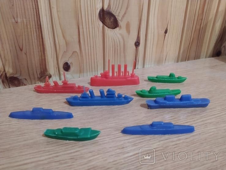 Корабли и подводные лодки СССР. 9 шт., фото №2