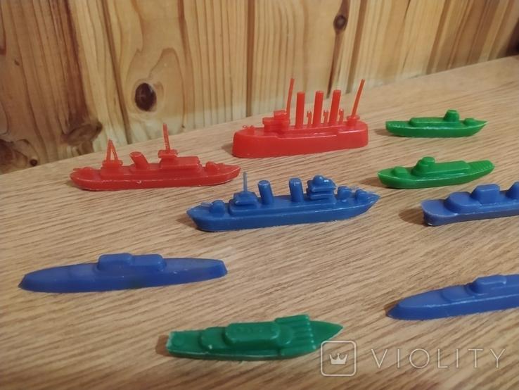 Корабли и подводные лодки СССР. 9 шт., фото №3