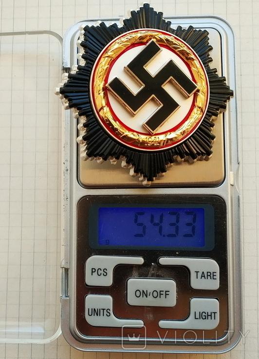 Германия. Третий Рейх. Орден Немецкого Креста І степени (копия), фото №4