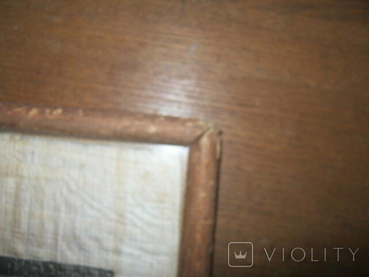 Современный египетский папирус в рамке под стеклом, фото №13