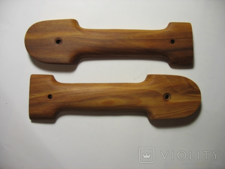Бебут, накладки рукояти. копия, фото №3