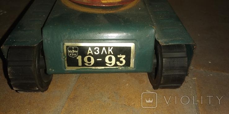 Экскаватор АЗЛК на реставрацию, фото №6