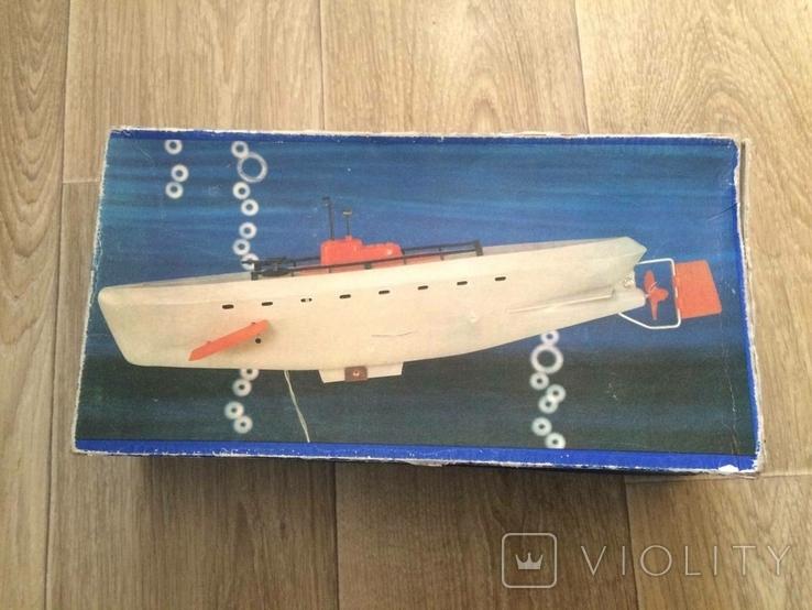 Подводная лодка ГДР, фото №2