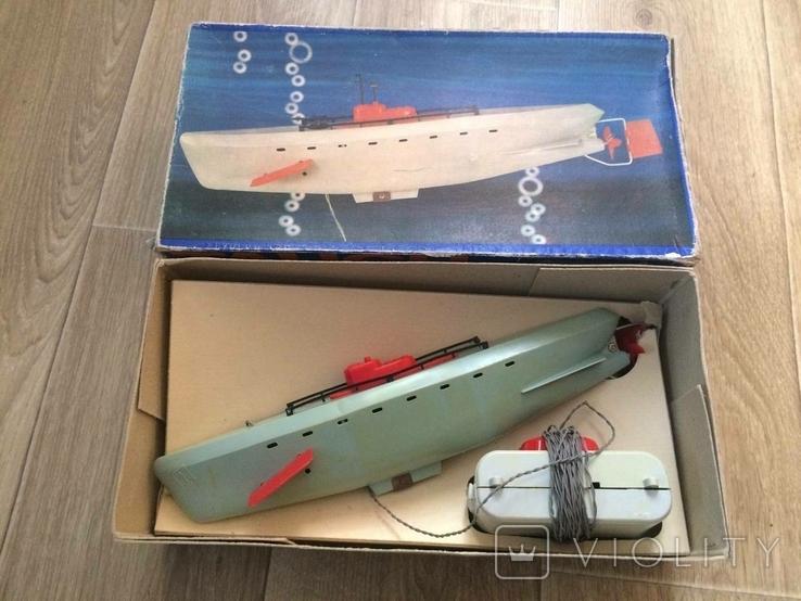 Подводная лодка ГДР, фото №7