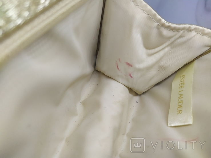 Косметичка Estee Lauder. 165х60х80мм, фото №8