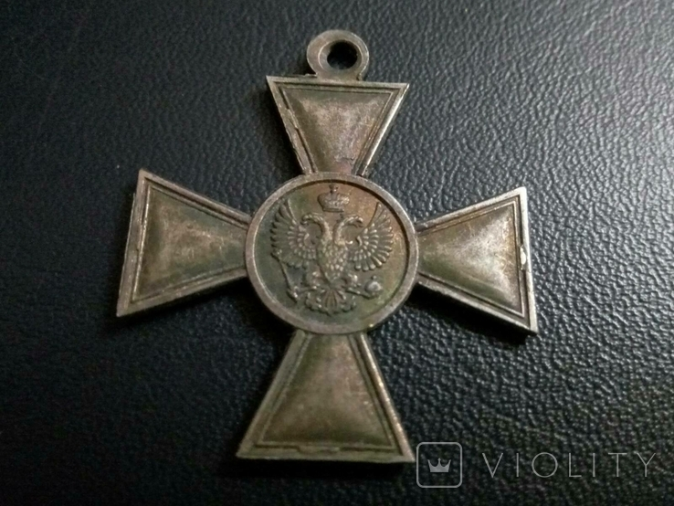 Хрест 1 ст./копія/- дзвенить. не магнітна., фото №3