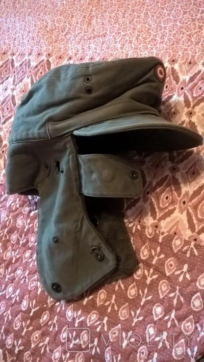 Зимняя военная шапка Австрия, фото №10