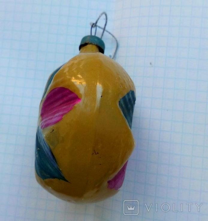Елочная игрушка Шар  СССР, фото №4