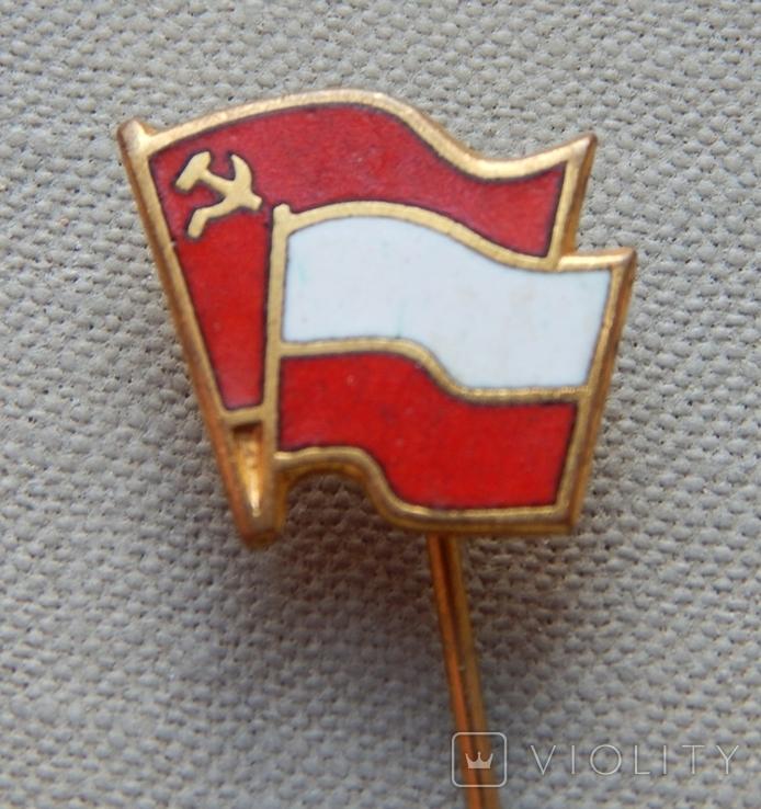 Радянсько-Польська дружба. Голка., фото №2