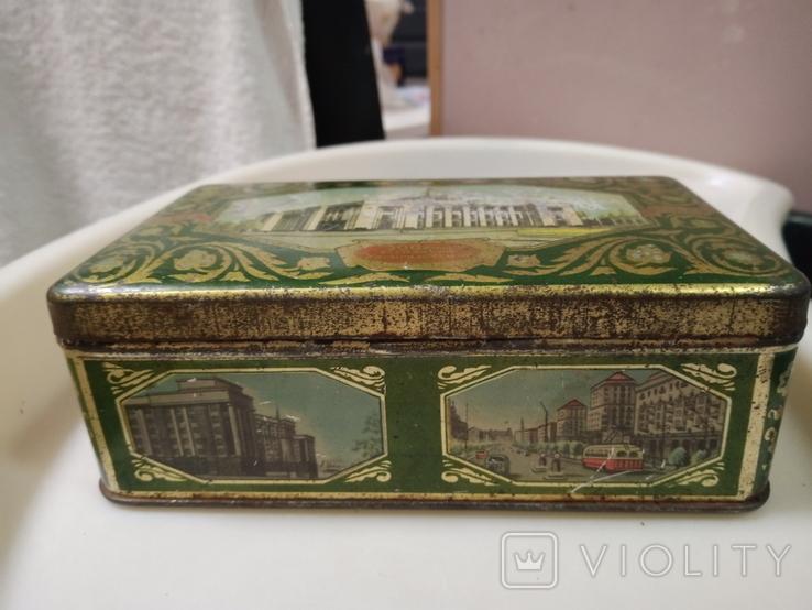 Триста лет дружбы Украины с Россией коробка, фото №8