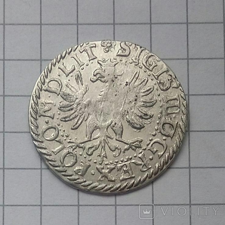 Литовський гріш 1614 року ( H-W ), фото №11
