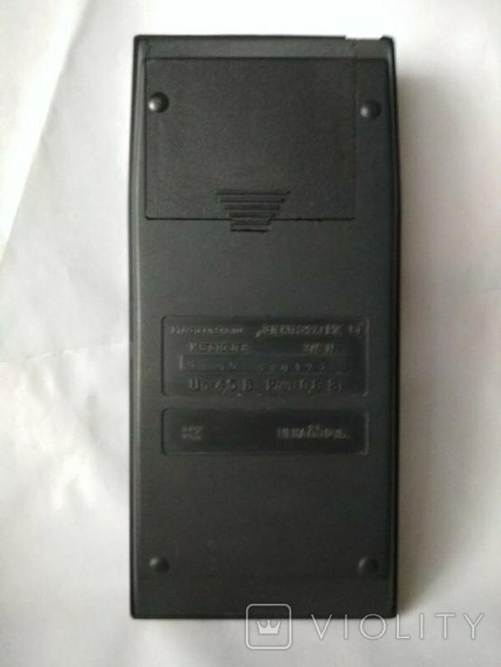 Радянський калькулятор електроніка МК 61, фото №2