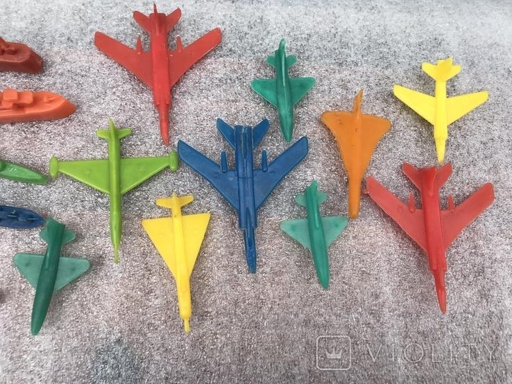 Самолеты и корабли игрушки СССР, фото №3