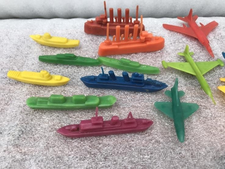 Самолеты и корабли игрушки СССР, фото №5