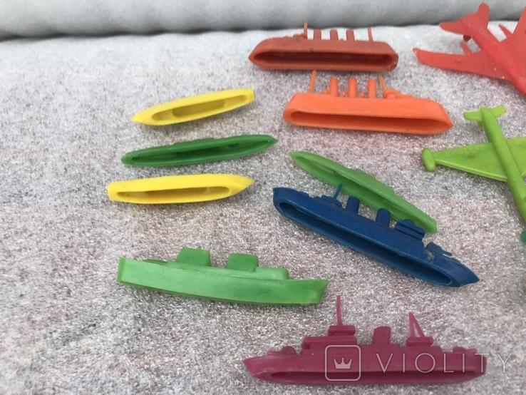 Самолеты и корабли игрушки СССР, фото №9