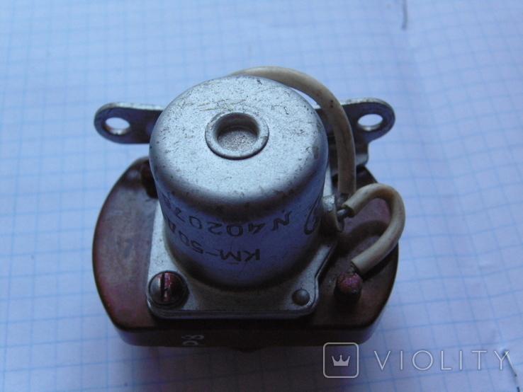 Контактор КМ-50д-в, фото №7