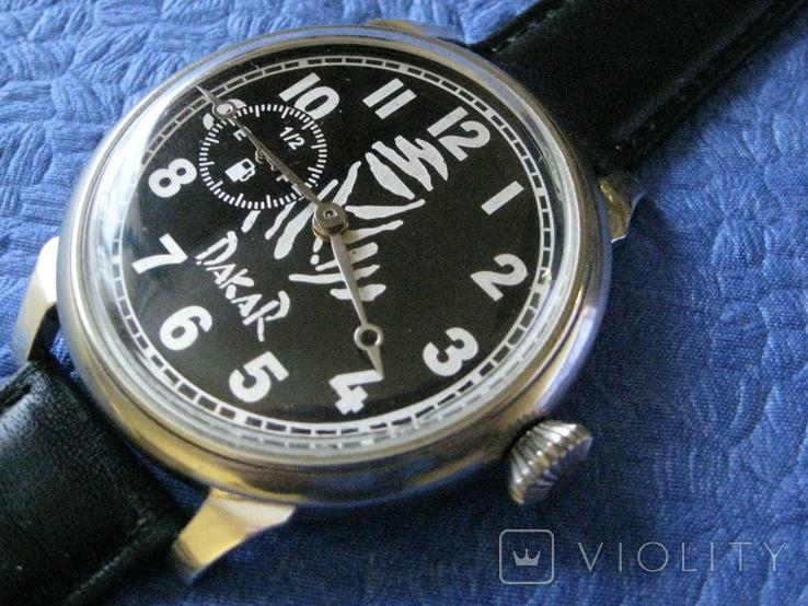 Часы Молния 3602 Дакар Рабочие на ремешке, фото №5