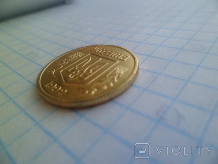 Украина 3 копейки 1992 год пробная монета копия, фото №6
