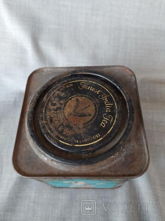 Коробка из под чая, фото №3