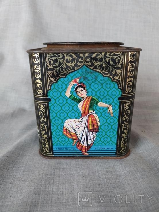Коробка из под чая, фото №5