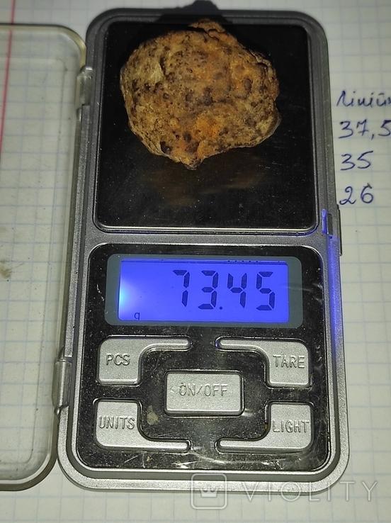 Метеорит, фото №2
