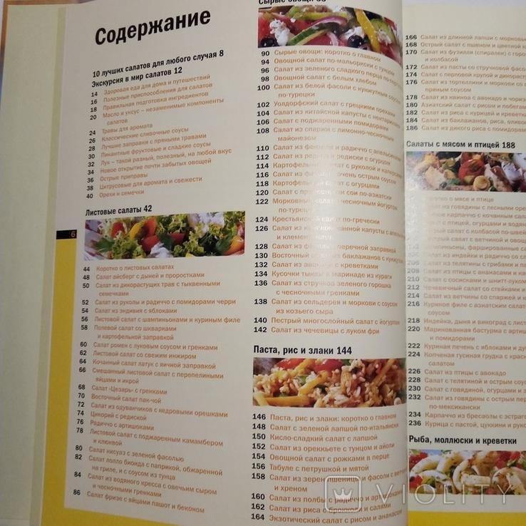 2006 Все салаты, рецепты. Кулинария (большой формат), фото №8