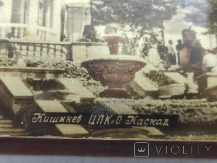 Шкатулка Кишинев ЦПКиО Каскад., фото №4
