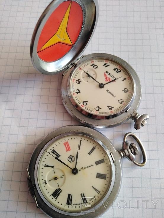 Часы Serkisof, Молния.