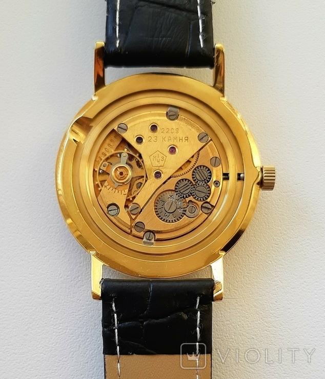 Часы наручные  Poljot de luxe, фото №3