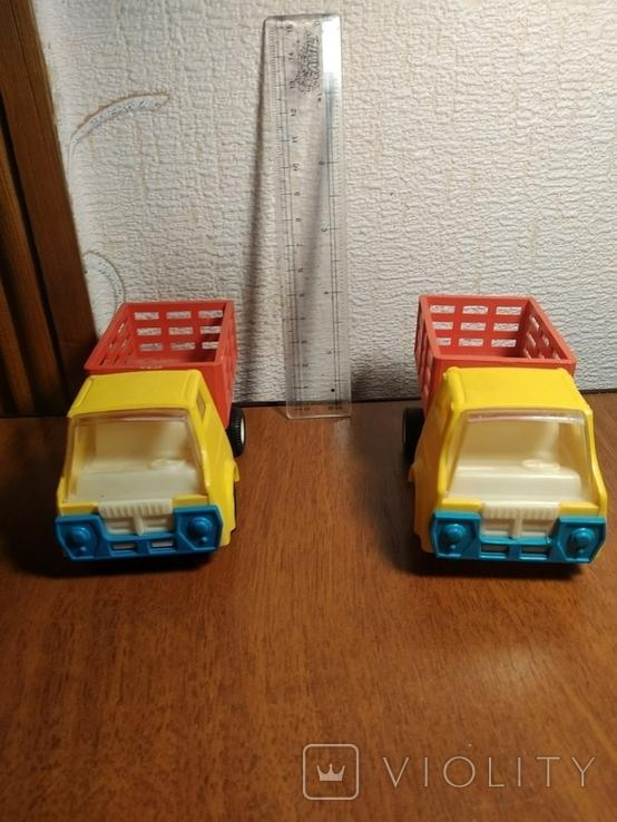 Вантажівки СРСР, фото №3