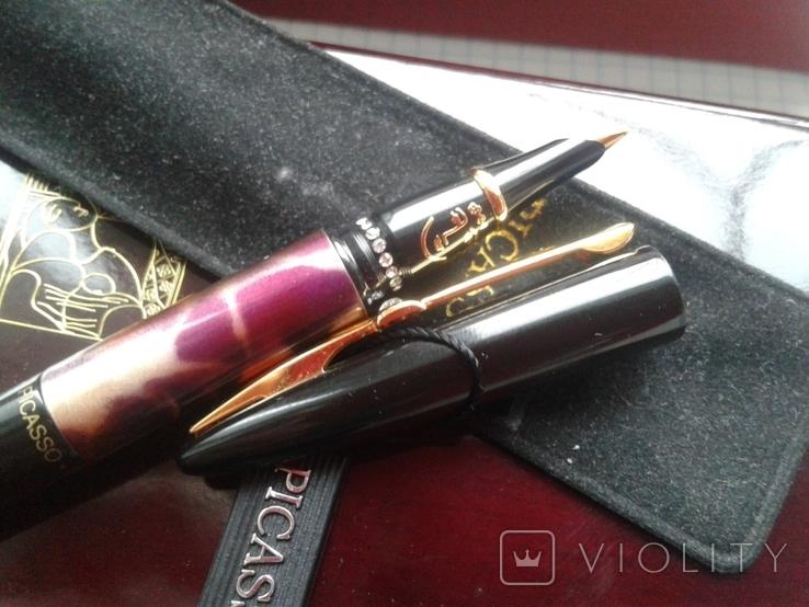 Ручка пір'яна PICASSO, фото №7