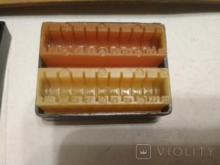 Специальная коробочка для хранения часовых балансов на 20 шт., фото №3