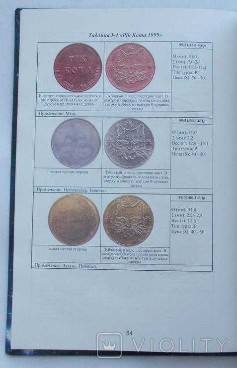 Каталог жетонов серии восточный календарь ЛСЗ и ЛПЗ, фото №5