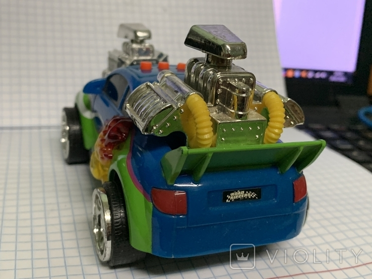 Toy State Industrial LTD Made in Shenzhen, Shina(Машина на батарейках), фото №4