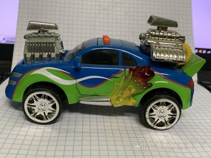 Toy State Industrial LTD Made in Shenzhen, Shina(Машина на батарейках), фото №10