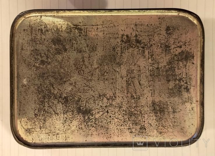 Коробка от кофет МОНПАСЬЕ фабрика им. Бабаева Москва МПП РСФСР., фото №8