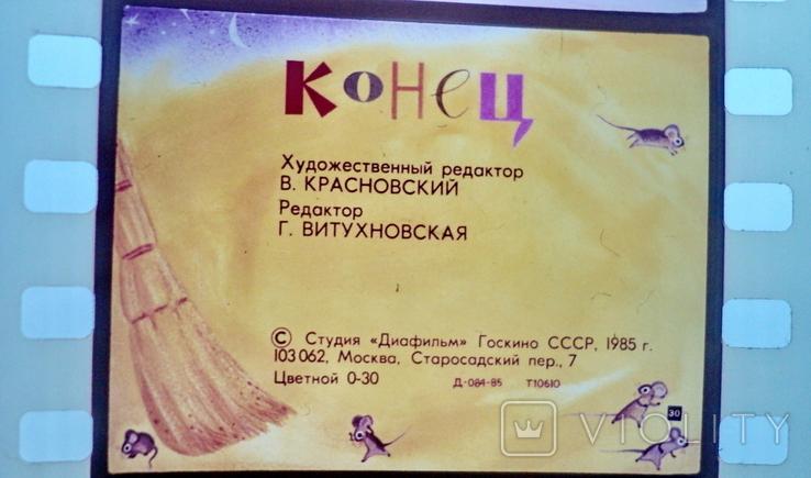 Касьянка,Том и Плут  диафильм, фото №10