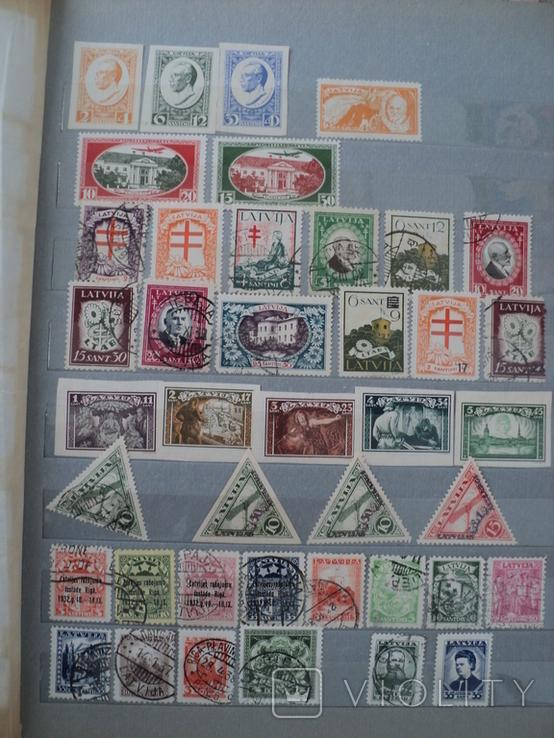 Латвия марки, фото №5