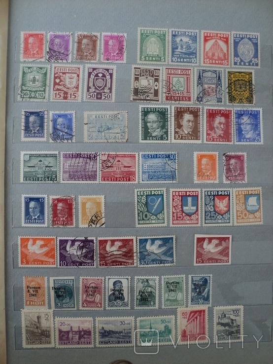 Эстония марки, фото №4