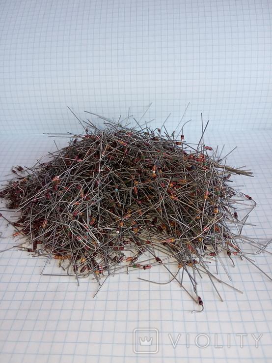 Диоды Д522 (больше 1000 шт), фото №4