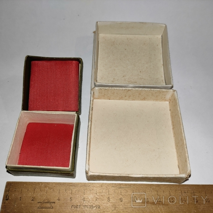 Коробочки картонные., фото №3