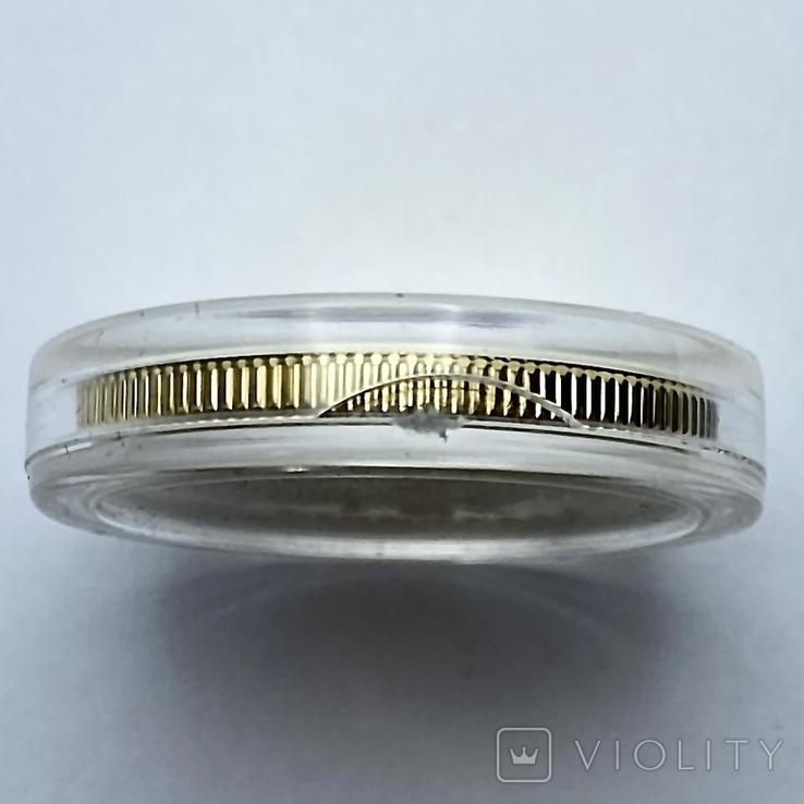 25 долларов - Соверен. 2010. Австралия. Пруф. (золото 917, вес 7,9881 г), фото №11